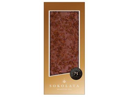 Mléčná čokoláda 100g SOKOLATA AGAPITOS