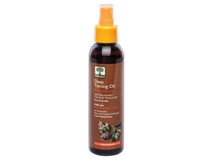 BIOselect® Opalovací olej pro intenzivní opálení 150ml BIOselect