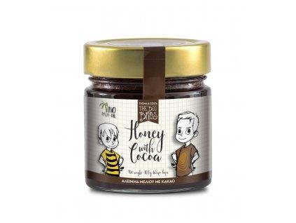 The Bee Bros Pomazánka s medem a kakaem 300 g THE BEE BROTHERS