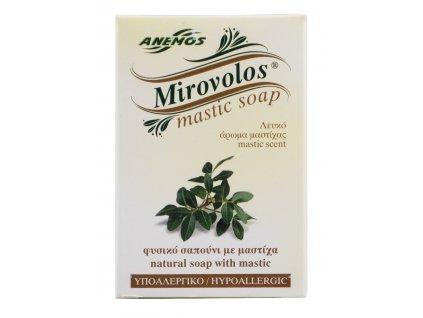 Anemos Přírodní hypoalergické mýdlo s mastichou 100gr MIROVOLOS