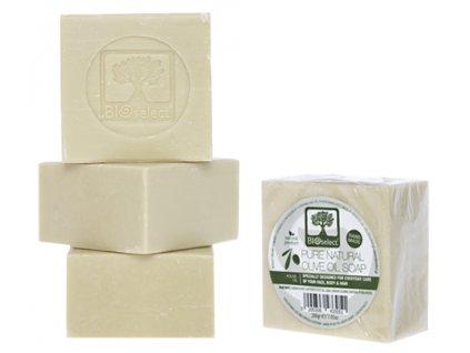BIOselect® Přírodní olivové mýdlo 200g BIOselect®