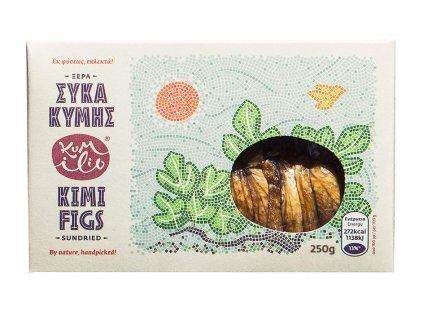 Sušené fíky z Kymi 250gr KUMILIO