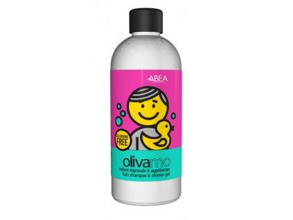 Šampón a sprchový gel Oliva pro děti 300ml ABEA