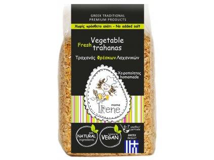 Těstoviny TRACHANAS se zeleninou 450g MAMA EIRINE