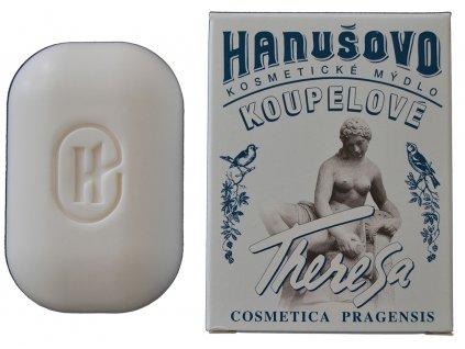 Hanušovo kosmetické mýdlo koupelové