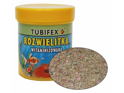 Tubifex Daphnia Vitamin Rozwielitka 125 ml