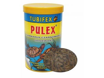 Tubifex Gamarus Pulex (vodní želva, ryba) 1000 ml