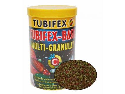 Tubifex Basic Granulat 125 ml