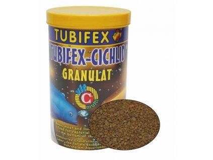Tubifex Cichild Granulat 250 ml