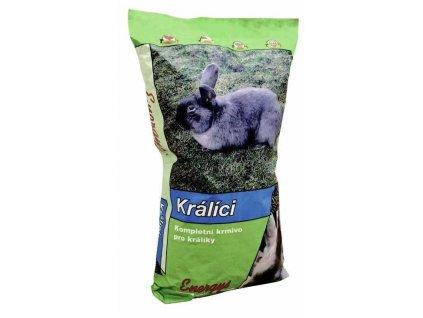 Energys Klasik Forte králík (s kokc,výkrm) 25 kg
