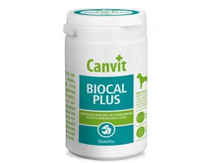 Canvit BIOCAL Plus ochucený 230 g