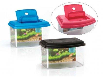 Aquarium plastové 5,5 l