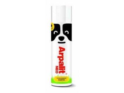Arpalit hypoalergenní šampon na suchou a citlivou pokožku 250 ml
