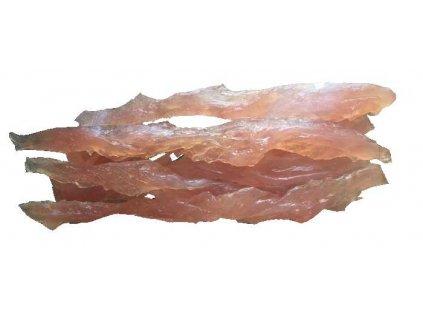 JUKO SNACKS Chicken soft jerky made by hand 250 g