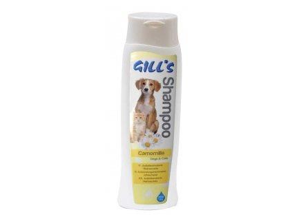 GILLS šampon Heřmánek 200 ml