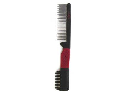 Hřeben dvoustranný zuby/trimovač Vanity
