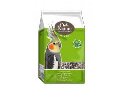 Deli Nature Premium papoušek 1 kg