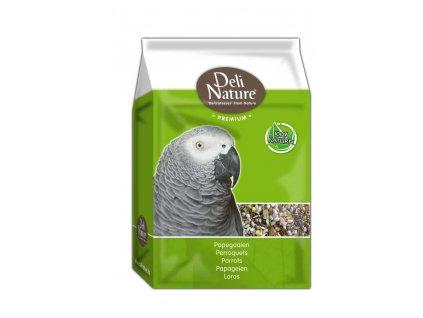 Deli Nature Premium PARROTS velký papoušek 3 kg