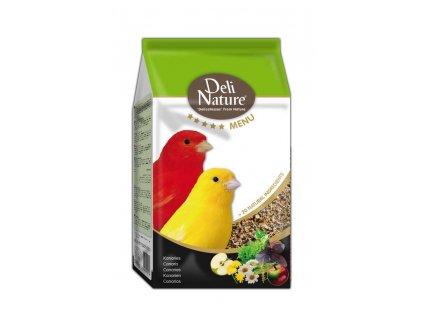 Deli Nature 5 Menu kanárek 800 g