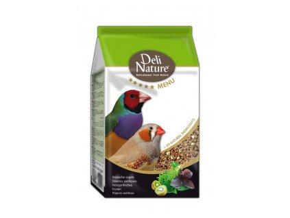 Deli Nature 5 Menu drobní exoti 800 g