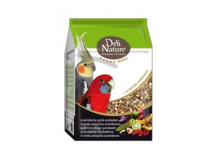 Deli Nature 5 Menu australský papoušek 2,5 kg
