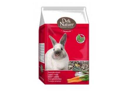 Deli Nature Premium zakrslý králík 3 kg