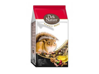 Deli Nature 5 Menu veverka 750 g