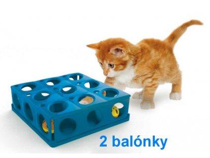 Labyrint pro kočky Tricky