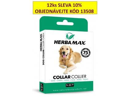 Herba Max Collar Dog antiparazitní obojek 75 cm