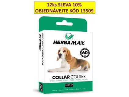 Herba Max Collar Dog antiparazitní obojek 60 cm