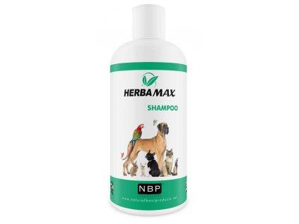 Herba Max Shampoo antiparazitní šampon 200 ml