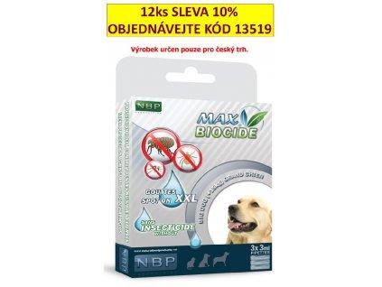 Max Biocide Spot-on Dog 3x3ml-XXL-!CZ!-13430