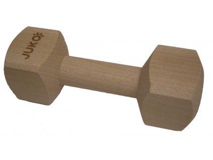 Aportovací činka dřevěná JUKO S 150 g