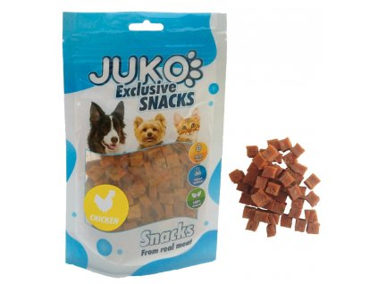 JUKO SNACKS Chicken with carrot and celery 70 g