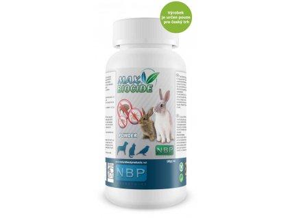 Max Biocide Rabbit Powder 100g antipar.pudr-králík-!CZ!-13645