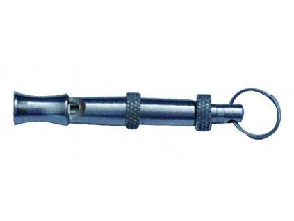 Píšťalka kovová nastavitelný tón 5,4 cm