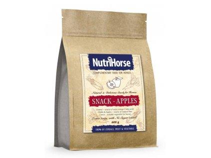 NutriHorse Snack (pochoutka pro koně) Apple 600 g