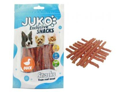 JUKO SNACKS Duck & Sweet Potato stick 70 g
