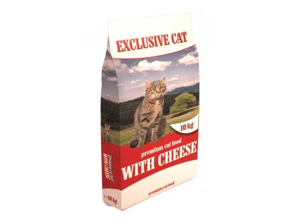 DELIKAN Cat with Cheese 10 kg
