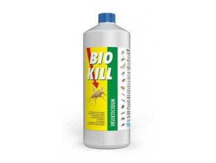 BIO KILL k hubení hmyzu, náhradní náplň 1 l