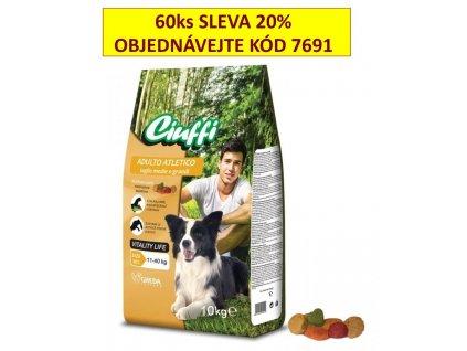 Ciuffi Adulto Atletico 10 kg
