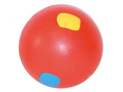 Hračka pes - míč plný TG 5 cm