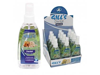 GILLS ústní voda sprej 100 ml