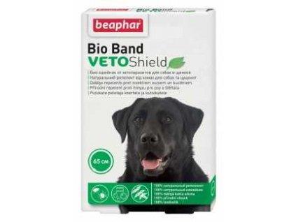 Beaphar Bio Band antiparazitní obojek pes 65 cm
