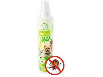 Max Herba Spray Dog & Cat sprej, kočka a pes 200 ml
