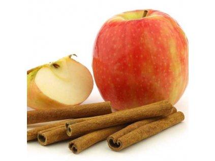 Jablečné kostičky se skořicí Puritas® 250g  Doy-pack ZIP