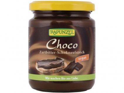 AKCE Bio Choco čokoládová pomazánka 250g Rapunzel