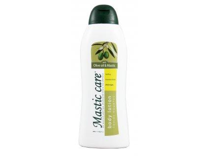 Mastic care Hypoalergické tělové mléko s mastichou, olivovým olejem a bylinkami 300ml