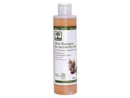 BIOselect® Olivový šampon na normální až suché vlasy 200ml BIOselect®