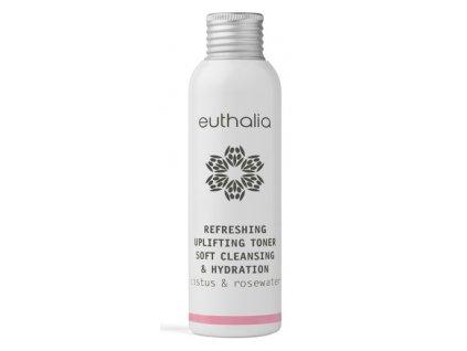 Euthalia Natural Cosmetics Values Přírodní pleťové tonikum se skalní růží 125ml EUTHALIA